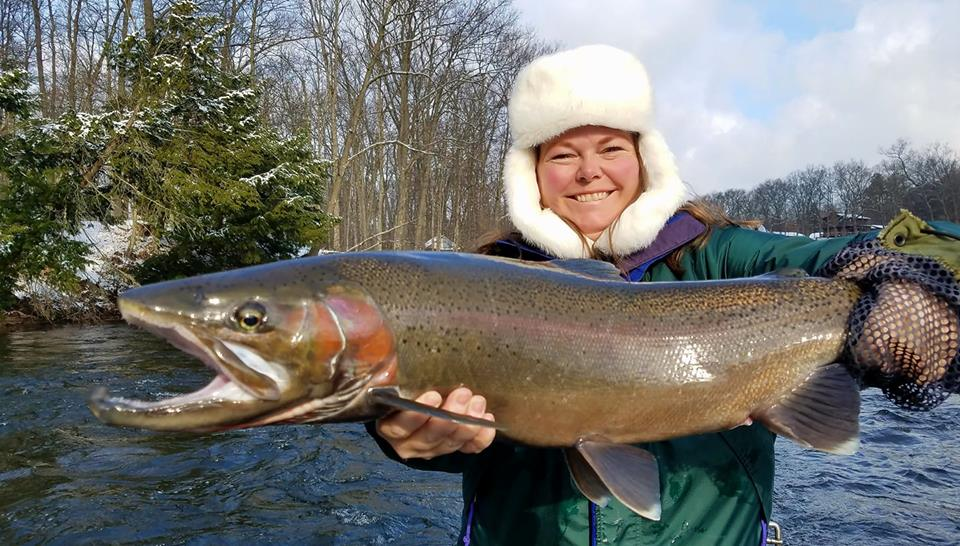 Michigan Steelhead Fishing Reports - Michigan Steelhead Fishing - Steelhead Fishing Great Lakes