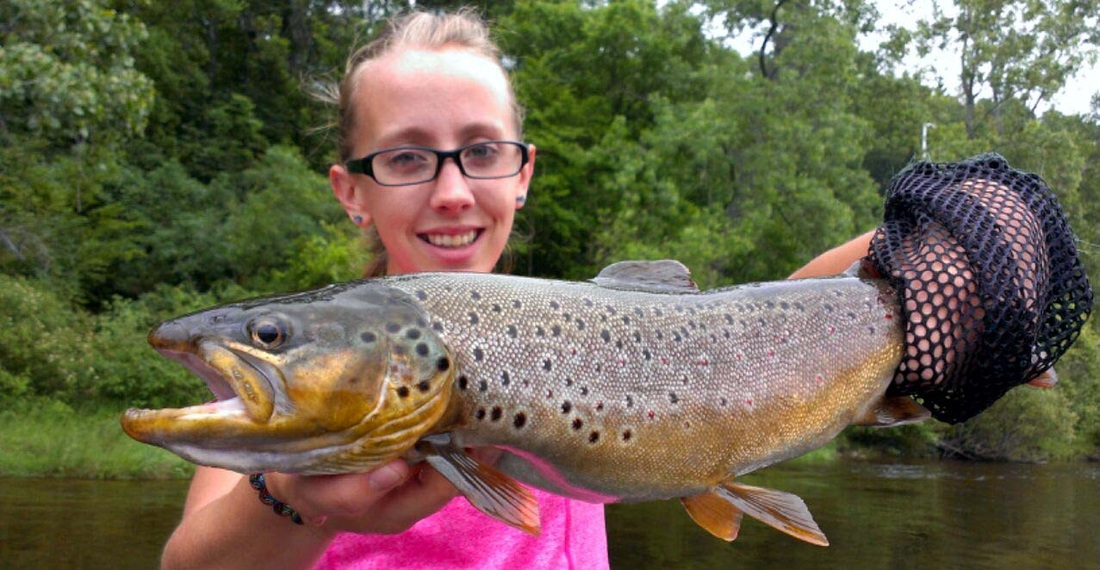 White River Trout Fishing - Fly Fishing Guides for the White River Arkansas - AR