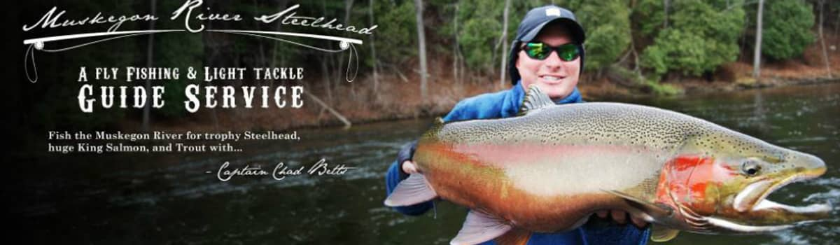 Michigan Steelhead Fishing