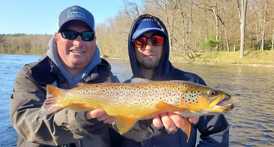 Michigan Trout Fishing Reports _ Muskegon River
