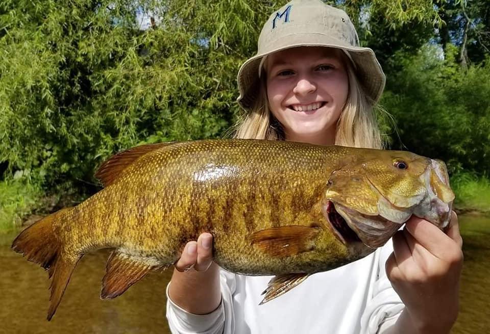 Michigan Smallmouth Bass Fishing Reports
