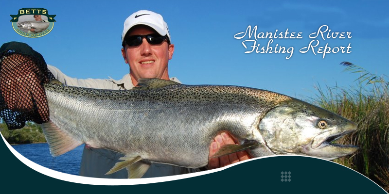 Fishing at the Manistee River: Understanding the Fishing Report
